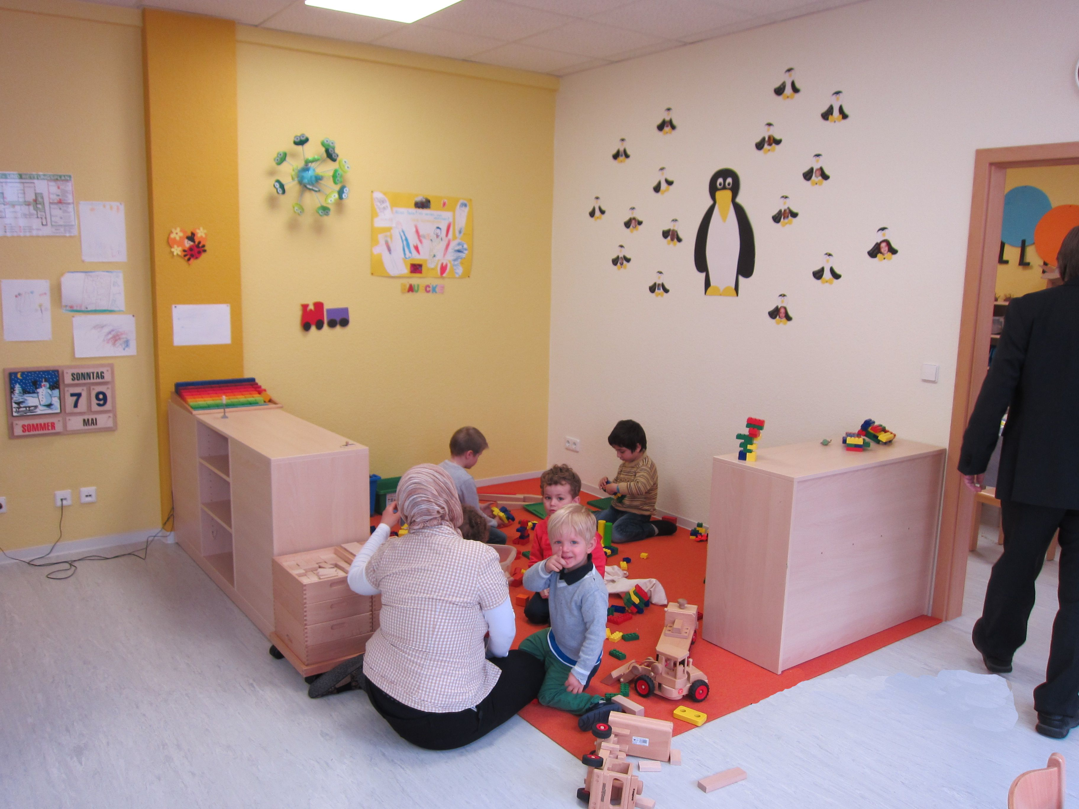 Educatori dell'infanzia. Fai la tua esperienza di lavoro in Germania!